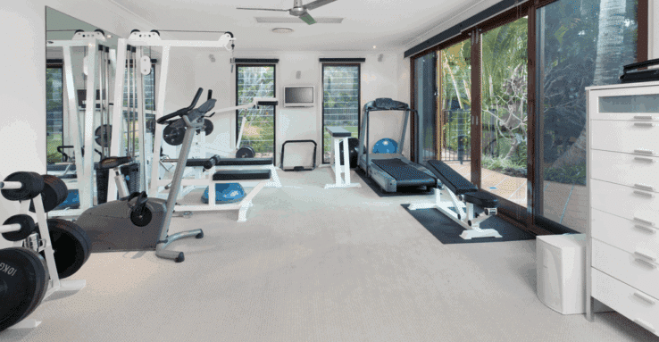 How Much Does it Cost to Build a Home Gym with Quality Home Gym Equipment?